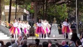 İhsan Sungu İlkokulu - 23 Nisan 2014 - Penguen Dansı