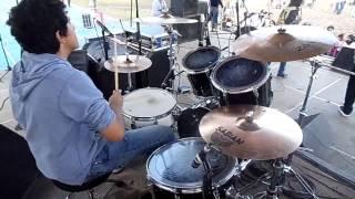 Sinfonía Del viento - Hoy Drum Cam! Izcalli Fest 2014