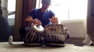 Mundian To Bach Ke Tabla Bhangra Cover (Live)