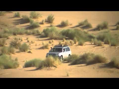 Dunes Erg Ramlia, Morocco, Sahara desert, Youssef 4×4 Toyota Roughtours