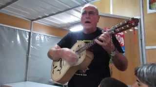Eduardo Costa e a sua amarantina