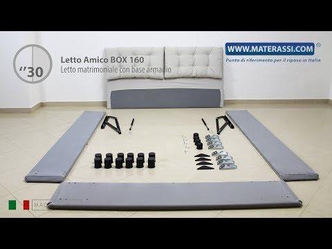 Come montare un letto contenitore fai da te mania for Letto smile mondo convenienza