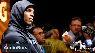 Cam Newton At The Post-Game Presser: 'We Got Outplayed, Bro'