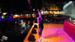 CHINESE MAN ft TAIWAN MC @ PARCO GONDAR - Skank in the Air