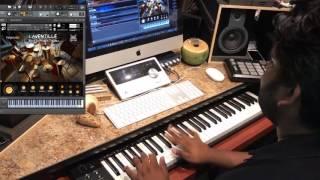 Johann Plays Laventille Rhythm Section for Kontakt