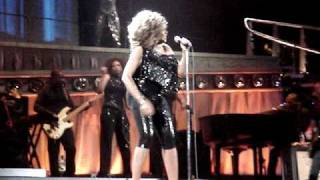 Tina Turner Live 2-5-2009 Better Be Good To Me