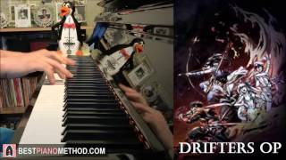 Drifters ドリフターズ OP - Gospel Of The Throttle (Piano Cover by Amosdoll)