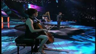 Eurovision 2004 Semi Final 05 Israel *David D'Or* *To Believe* 16:9 HQ