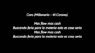 Mas flow mas cash w corona y millonario