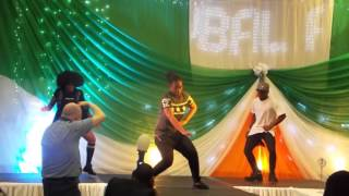 Bracket ft Tenko - Panya dance video; & Bana C4