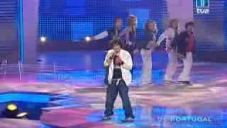 Junior Eurovision Song Contest 2006 - 01 Portugal - Pedro Madeira - Deixa-Me Sentir