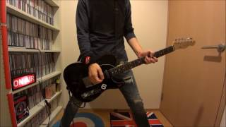 Ramones - Blitzkrieg Bop, Guitar Cover