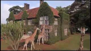 Giraffe Manor 2015