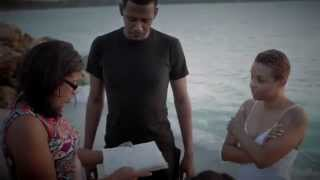 Kiki Gives Her Heart To Jesus (Kiki's Baptism)