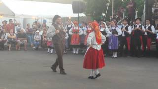 Fandango Portuguese dance