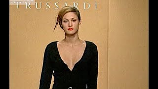 TRUSSARDI Spring Summer 2001 Milan - Fashion Channel