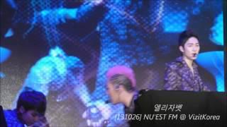 [131026] NU'EST SG Fanmeet - Yeoboseyo