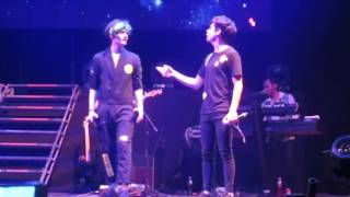 Lo  Que Te Hace Perfecta - CD9 Evolution Tour Coliseo Centenario 06/11/2016