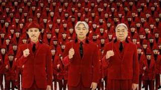 Yellow Magic Orchestra (YMO) X Pocky  TV CM / RYDEEN