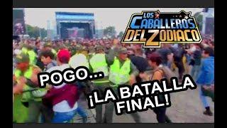 ¡LOS CABALLEROS DE ROCK AL PARQUE!
