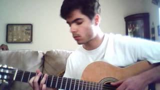 Kyan - Imagine (Tommy Emmanuel interpretation of a John Lennon song) short cover