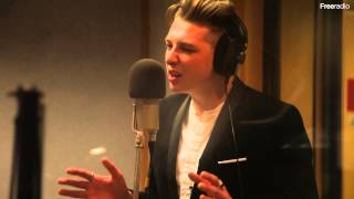 John Newman - Love Me Again Live at Free Radio