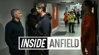 Exclusive: Naby Keita's First Day | Behind The Scenes width=