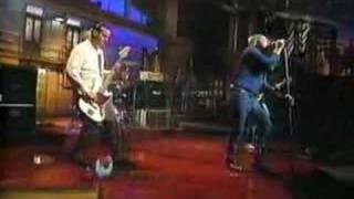 Stone Temple Pilots - Vasoline (Letterman Show 1994)