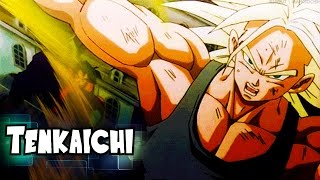 Rap do Mirai Trunks   Dragon Ball Super (Prod. TunnA BeatZ)
