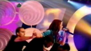 JoJo - Baby it's you (Live at TOTP Saturday)