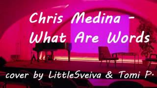 What Are Words (Live Cover) - Tomi P. ft. LittleSveiva