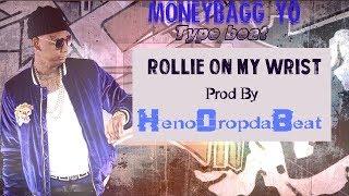 [FREE] Moneybagg yo x Yo Gotti Type Beat Rollie on my wrist    type beat 2017