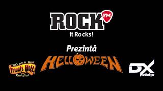 Helloween live la Bucuresti 15 Decembrie 2017