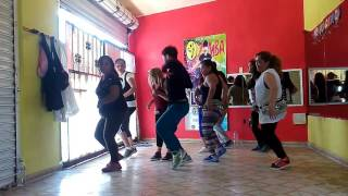 El Cucu - Sonora Dinamita BY Lalo Graykobs Choreography