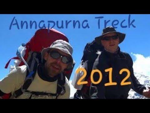 ANNAPURNA TREK APRIL 2012 HD