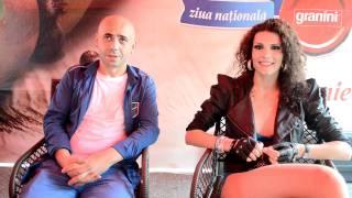 Interviu Dj Sava si Andreea D @ Ziua Nationala a Fructelor Granini 2011