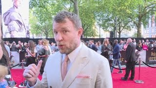 King Arthur: Guy Ritchie hits out at negative David Beckham comments