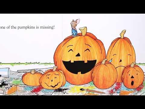 It's Pumpkin Day, Mouse! (搭配 eSTAR1 Halloween)