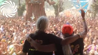 Raja Ram & DJ Chicago (1200 Micrograms ) @ Ozora Festival 2015, part 2