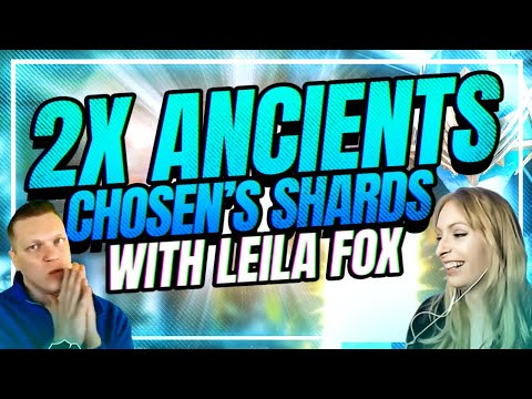 LeilaFox Pulls ChoseN's 2x Ancients! | RAID Shadow Legends