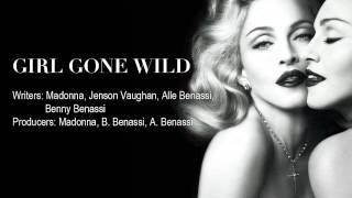 Girl Gone Wild - Instrumental