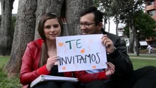Invitación Matrimonio de Andrés Domínguez y Paola Vargas