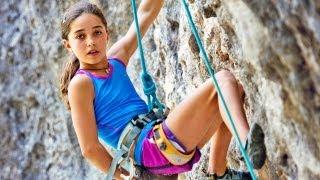 11 jarige Brooke beklimt de hoogste bergen!