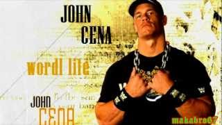 John Cena Old WWE Theme Song 'Basic Thuganomics' With Arena Effects