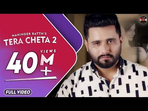 Tera Cheta 2 Lyrics – Maninder Batth