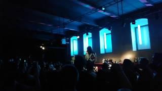 While She Sleeps - Silence Speaks + Loz on the bar (live in Prague 2019)