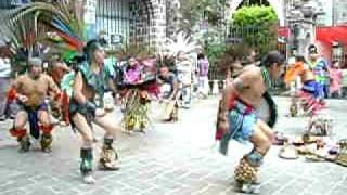 Danza Azteca La Polvora