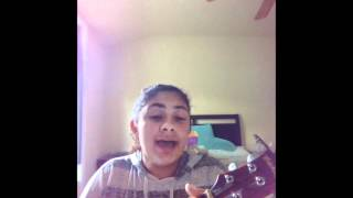 One Thing by One Direction Cover Perez Hilton Cover Contest (Maggie Baboomian