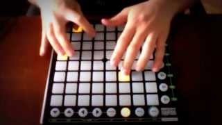 M4SONIC - Skrillex Freestyle (Live Launchpad Cover)