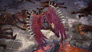 Path of Exile: Fallen Angel Wings